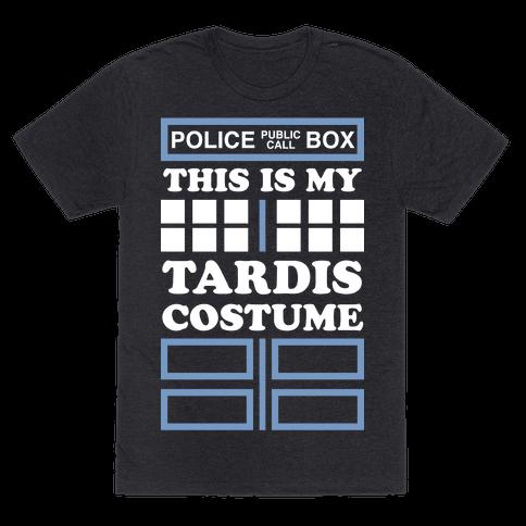 This Is My Tardis Costume