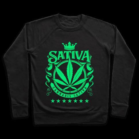 Cannabis Sativa Pullover