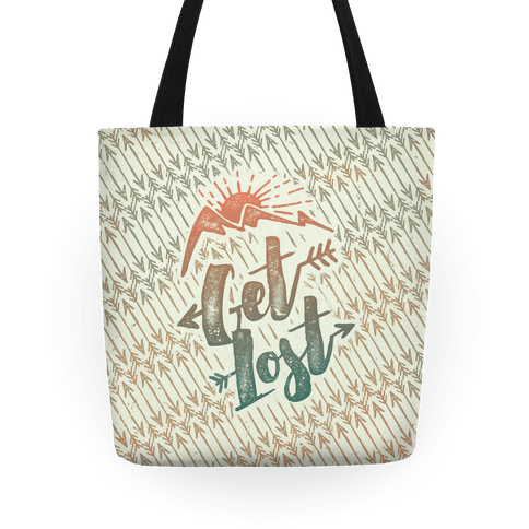 Get Lost Tote