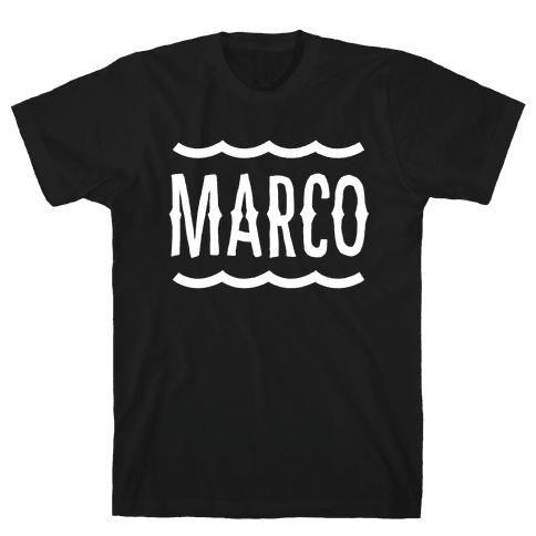 Marco & Polo (Marco) Mens T-Shirt