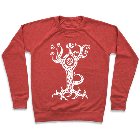 The Tree Pose Pullover