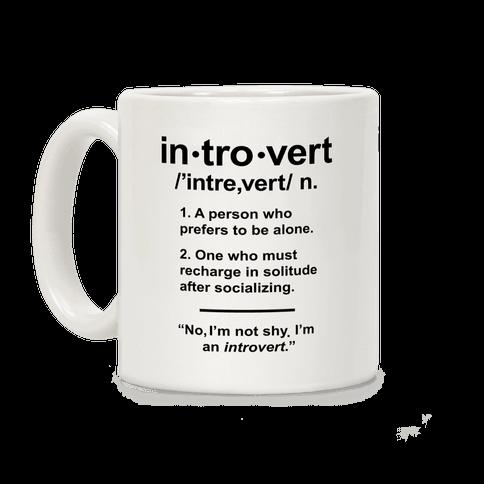 Introvert Definition