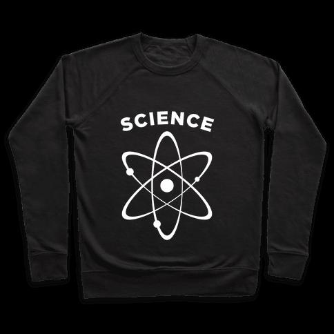 Science (Atom) Pullover