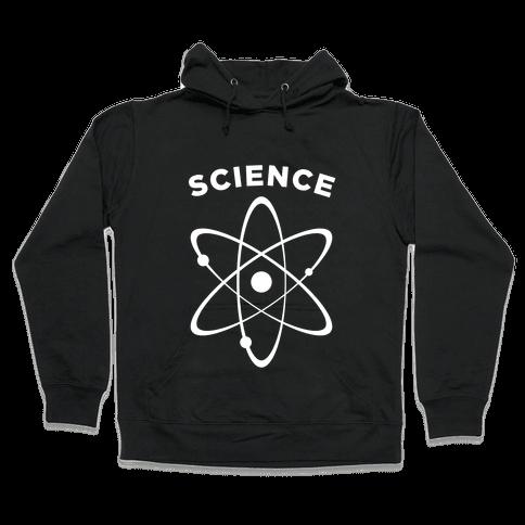 Science (Atom) Hooded Sweatshirt