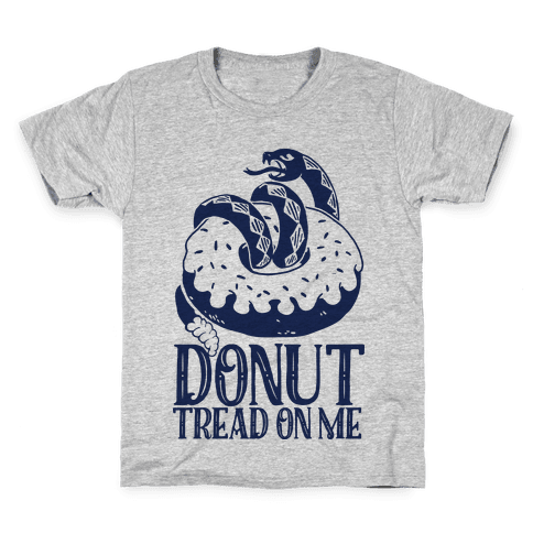 Donut Tread on Me Kids T-Shirt