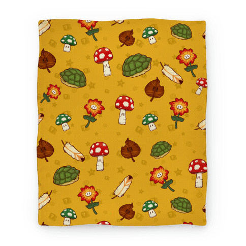 Power-Up Blanket