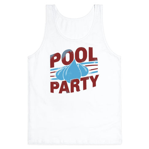 Pool Party Tank Top