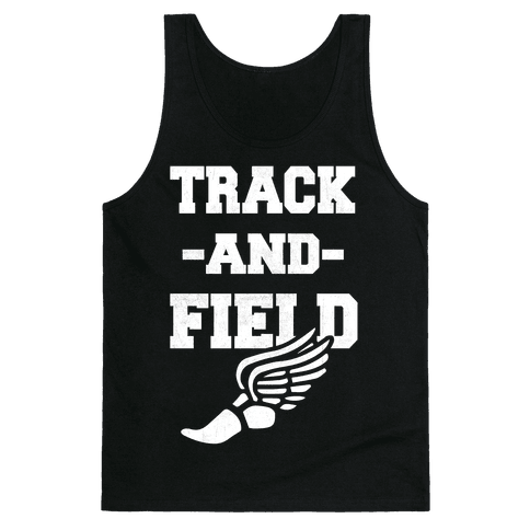 Track And Field Tank Top