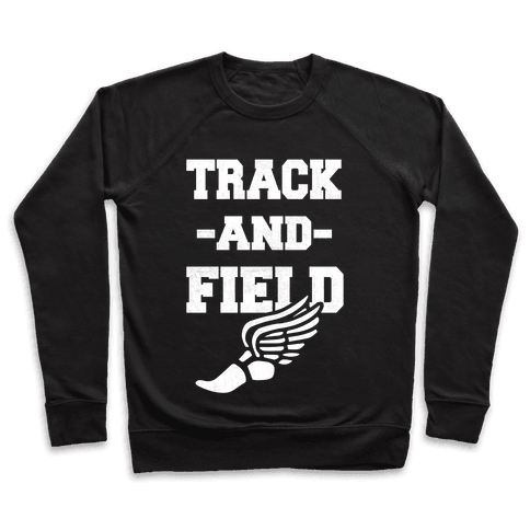 Track And Field Pullover
