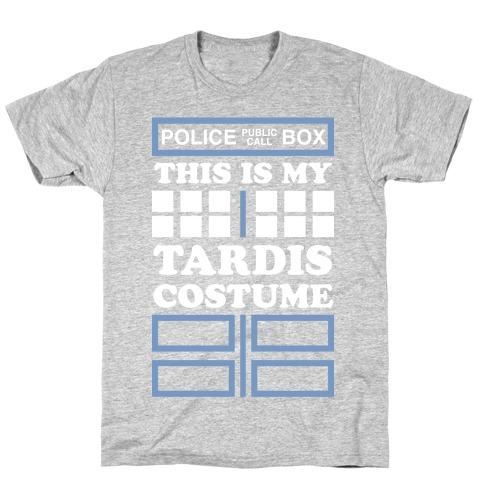 This Is My Tardis Costume T-Shirt