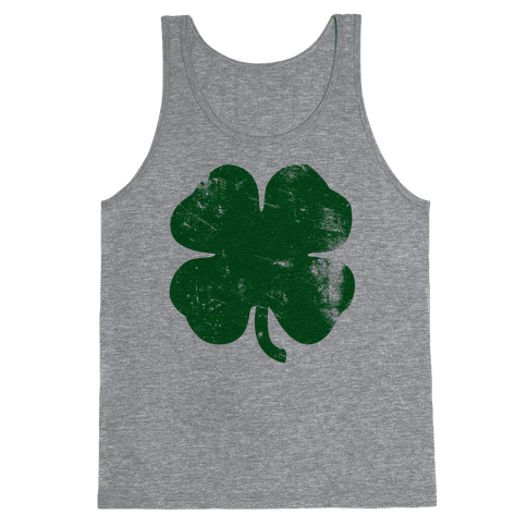 Irish Tank Top
