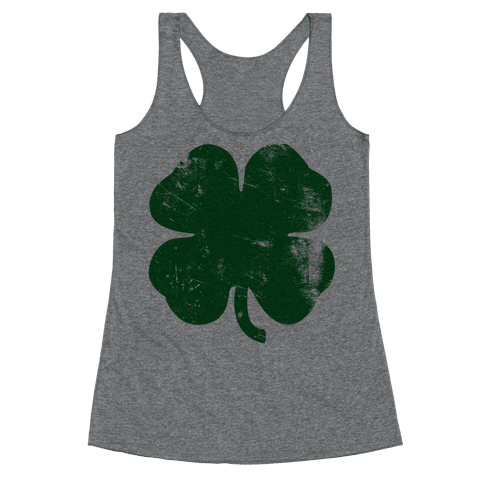 Irish Racerback Tank Top