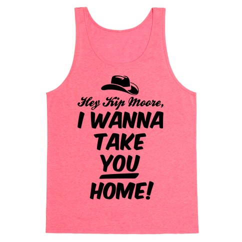 Hey Kip Moore Tank Top