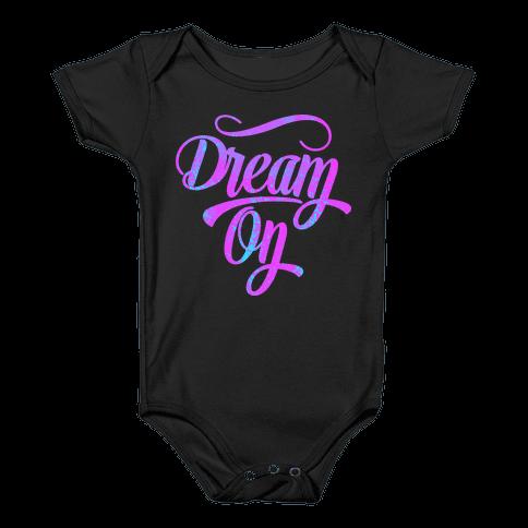 Dream On Baby Onesy