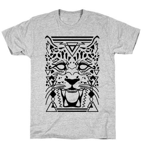 Egyptian Leopard T-Shirt