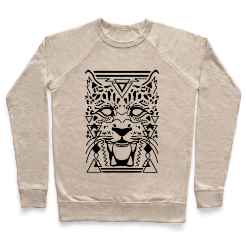 Egyptian Leopard Pullover