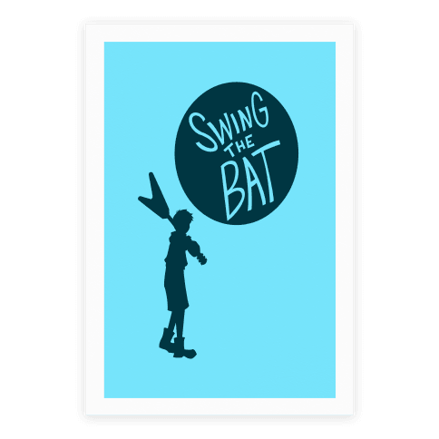 Swing The Bat Poster