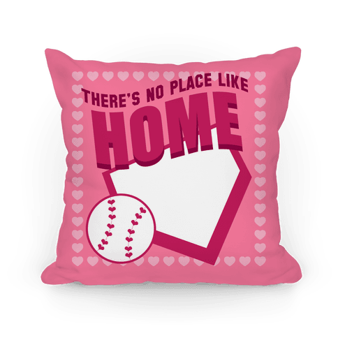 There's No Place Like Home (Pink Hearts)