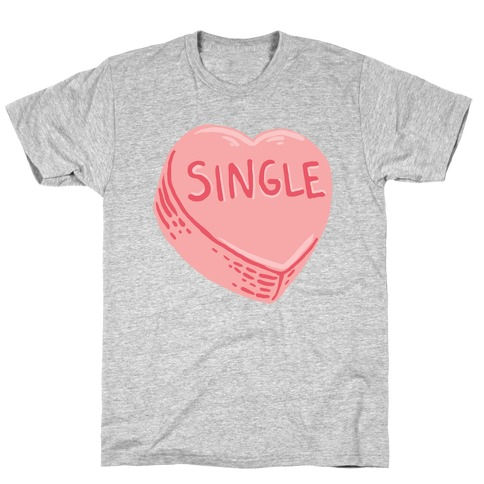 Single Conversation Heart T-Shirt