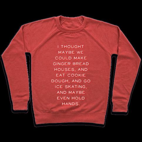 Elf Romance Pullover