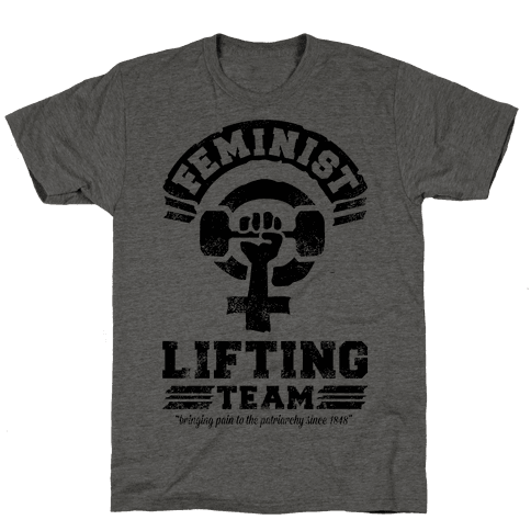 Feminist Lifting Team