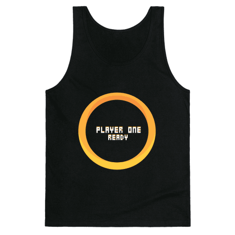 Player One (Tank) Tank Top