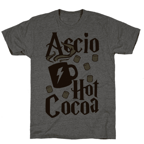 Accio Hot Cocoa Mens T-Shirt