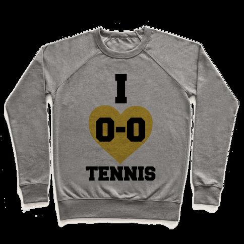 I 0-0 Tennis Pullover