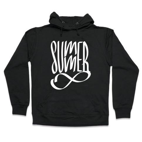 Summer Forever Hooded Sweatshirt