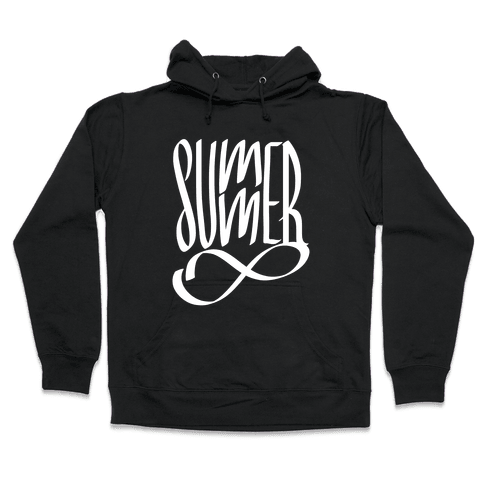 Summer Forever Hooded Sweatshirt