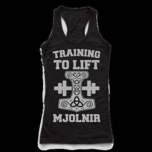 Training to Lift Mjolnir