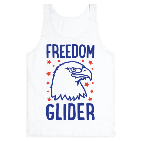 Freedom Glider Tank Top