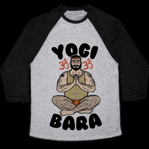 Yogi Bara Baseball Tee