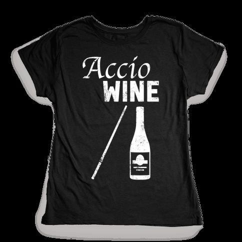 Accio WINE Womens T-Shirt