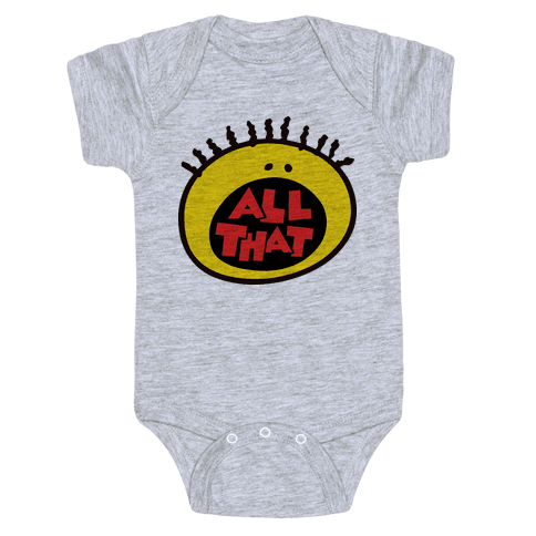 All That Baby Onesy