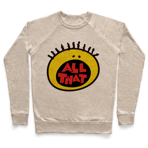 All That Pullover