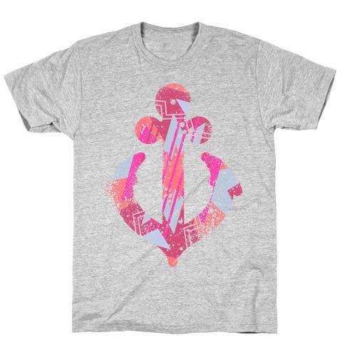 Aztec Anchor T-Shirt