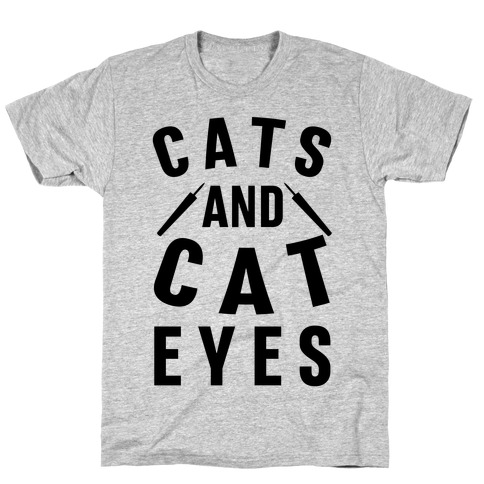 Cats and Cat Eyes T-Shirt