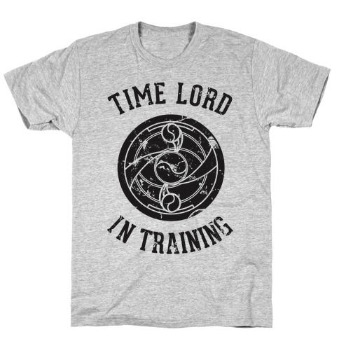 Time Lord In Training T-Shirt