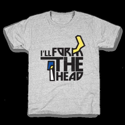 Form the Head Kids T-Shirt