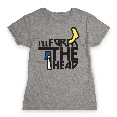 Form the Head Womens T-Shirt