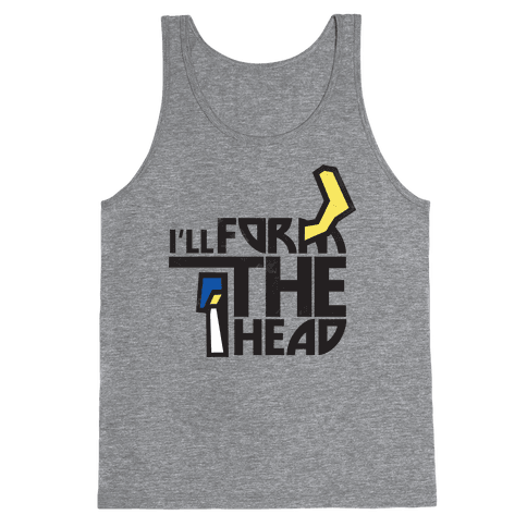 Form the Head Tank Top