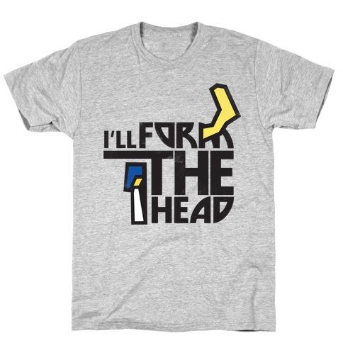 Form the Head T-Shirt