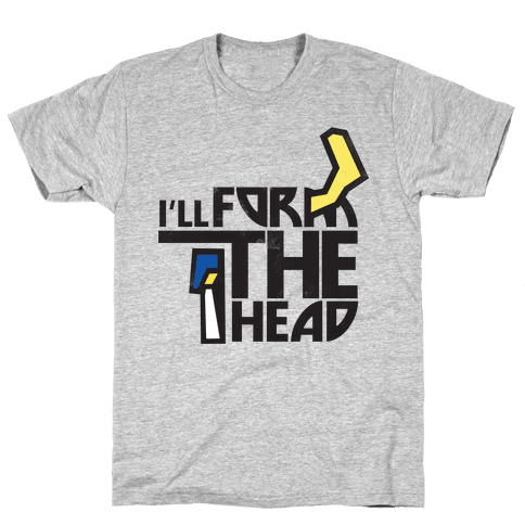 Form the Head Mens T-Shirt