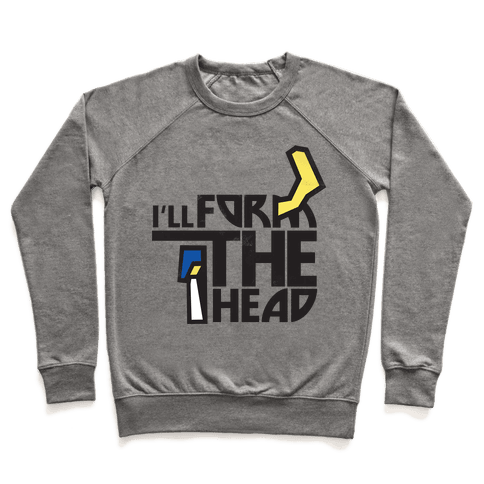 Form the Head Pullover