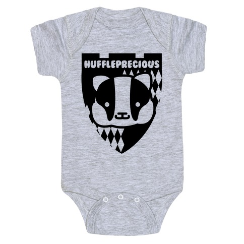 Huffleprecious Baby Onesy