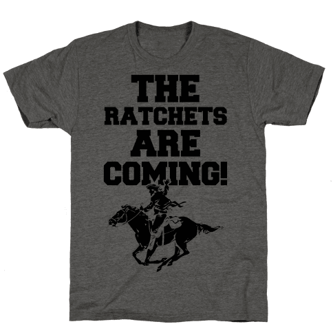 The Ratchets are Coming