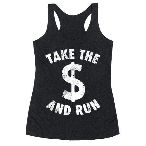 Take The Money and Run (Vintage)
