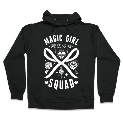 Magic Girl Squad Hooded Sweatshirt