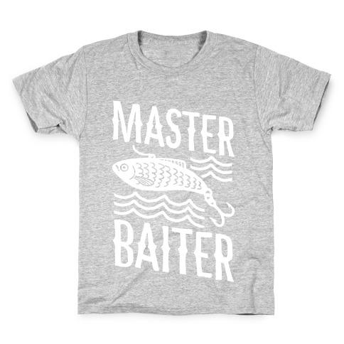 Master Baiter Kids T-Shirt